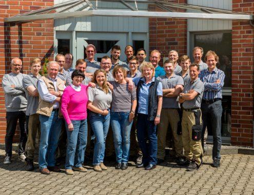 Das Tischlerei Orths Team